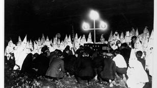 Az ember, aki 200 tagot léptetett ki a Ku Klux Klanból