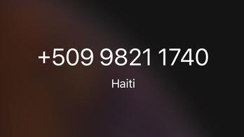 Gyanús külföldi számról hívták? Ne hívja vissza!