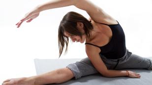 A gerincjóga az egész testedet edzi!