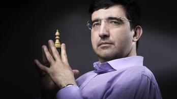 Visszavonul a sakkozó, aki legyőzte Kaszparovot