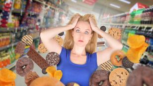 Miért vásárolunk többet éhesen? És mit?