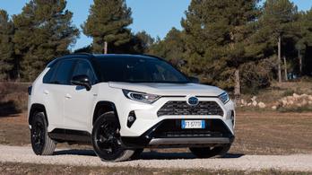 Bemutató: Toyota RAV4 – 2019.