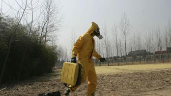 122 tonna rákkeltő hulladékot rejtettek el egy 20 milliós nagyvárosban