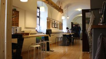 A mi irodánk is lehet kolostorban!