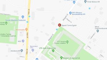 Két autó is elütött egy férfit Újpesten