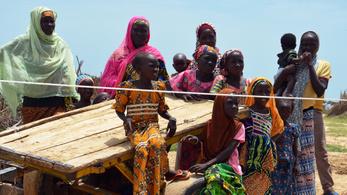 Tízezrek menekülnek a Boko Haram elől Nigériában