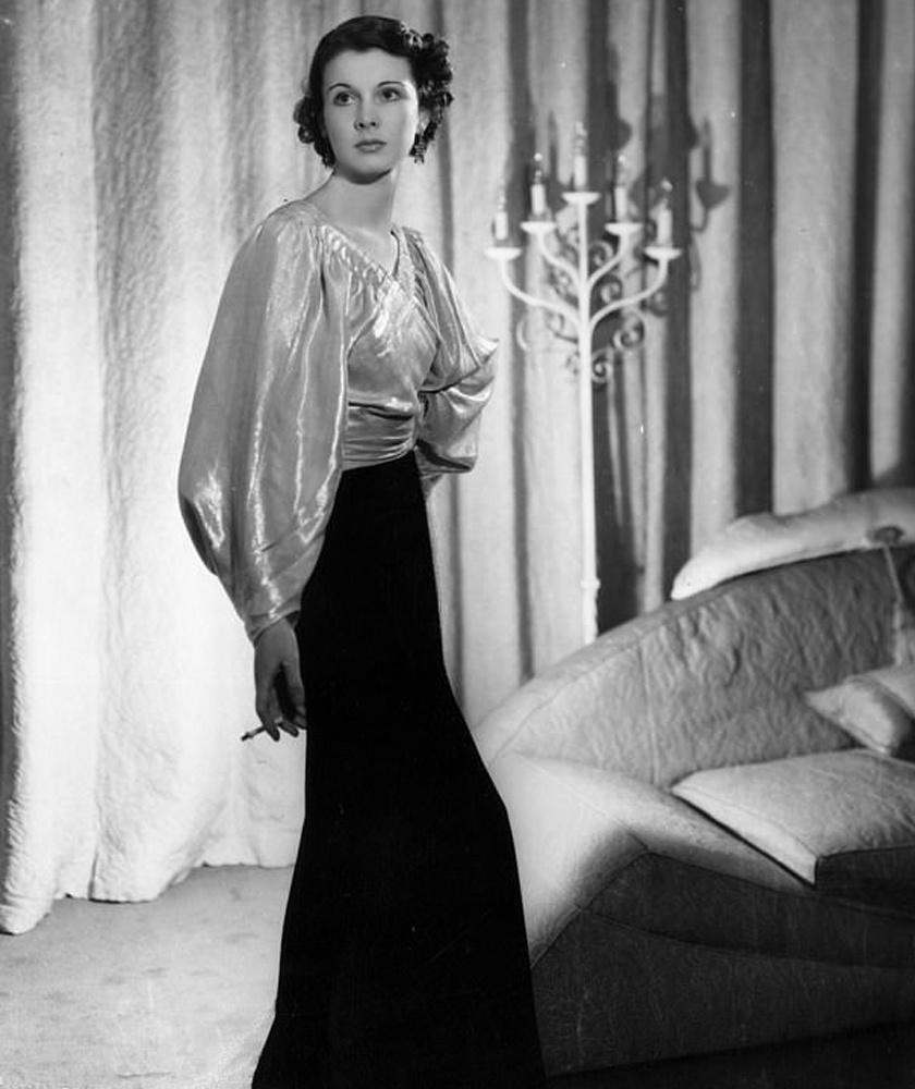 Vivien Leigh 1935-ben.
