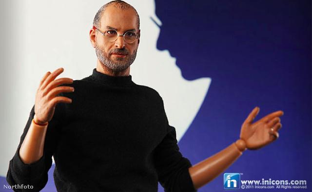 Az új Steve Jobs akciófigura
