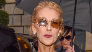Celine Dion túl sovány az emberek szerint