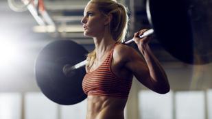 Zsírégetés és izomtömeg-növelés egyszerre? Igen! Edzéstervvel segítünk!