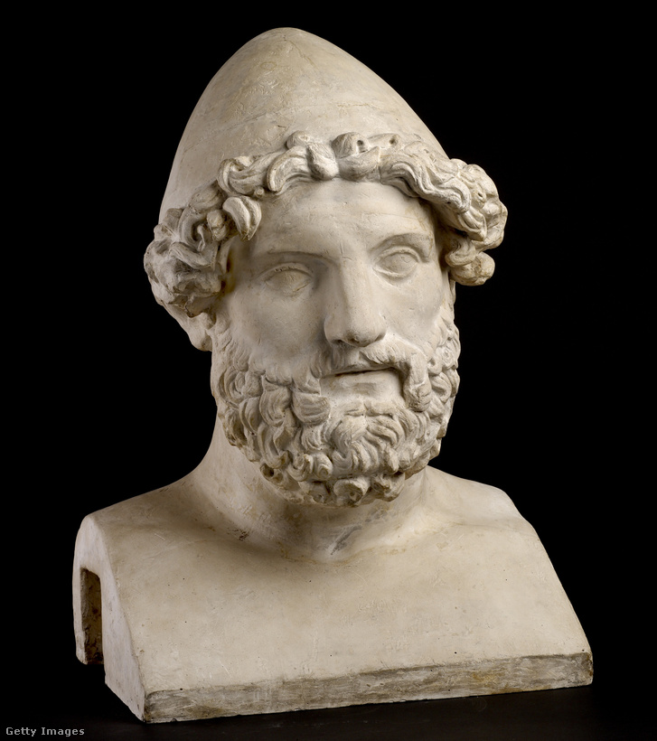 Héphaisztosz mellszobra a 2. századból