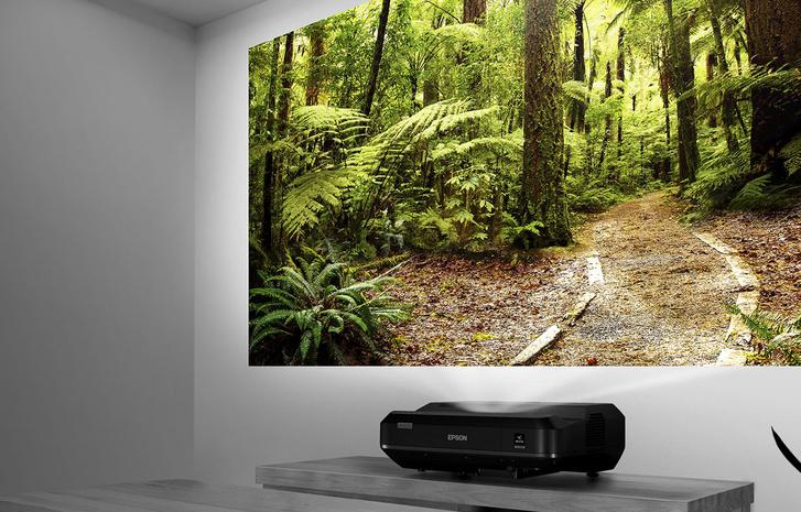 Epson LS100 projektor