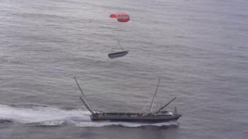 Győzelemmel felérő kudarcról posztolt videót a SpaceX