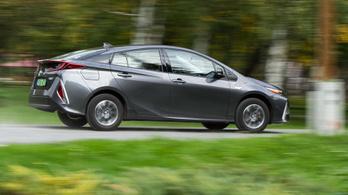 A hibrid autókat milyen gumikkal szerelik?