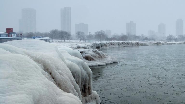 Extrém hideg Amerikában: úgy érzed, –50 fok van