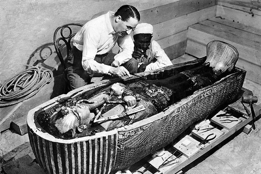 Hogy hívták a régészt, aki megtalálta Tutanhamon sírját? 10 kérdéses Egyiptom-kvíz
