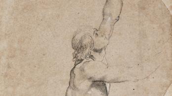 A holland hercegnő nem múzeumnak adta, hanem elárvereztette a kivételes Rubens-rajzot