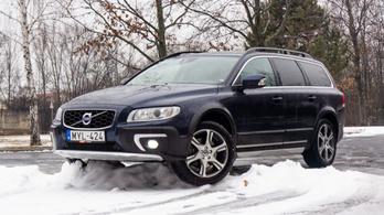 Használtteszt: Volvo XC70 D4 AWD Summum - 2014.