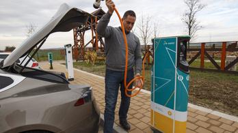 Telefonos appról tölthetjük az elektromos autóinkat