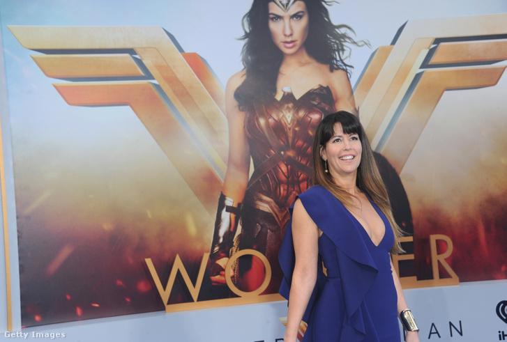 Patty Jenkins a Wonder Woman rendezője