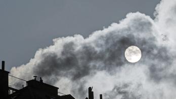 Megint nőtt a légszennyezettség a szálló por miatt