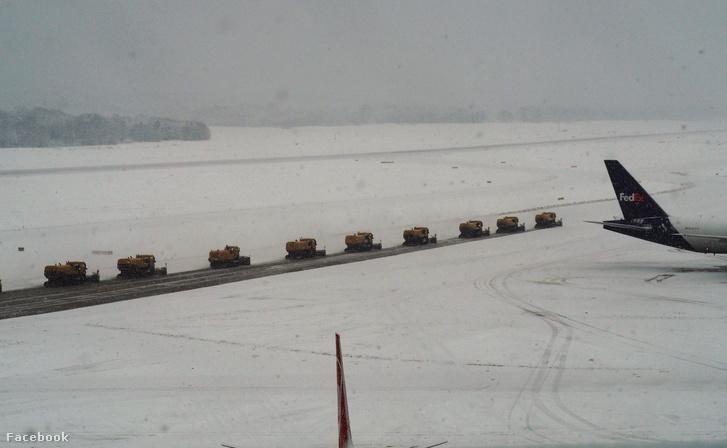 Kölni repülőtér 2019. január 31-én