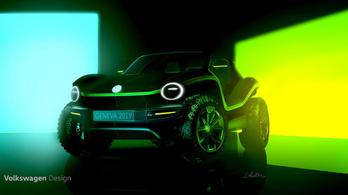 Sörvirsli-Volkswagent állítanak ki Genfben
