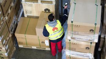 Magyarországon biztosan marad a Huawei