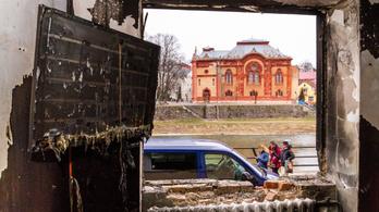 Csetben dicsérte meg a kárpátaljai magyarok irodájának felgyújtóit a német megrendelő