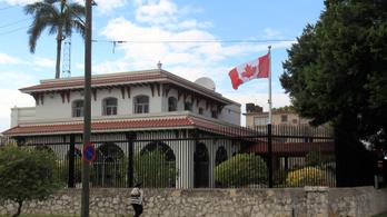 Titokzatos betegség ütötte fel a fejét Kanada kubai nagykövetségén