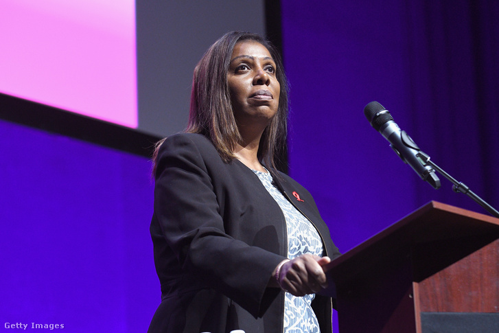 Letitia James állami főügyész