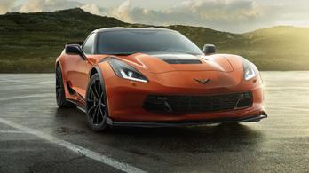 Az utolsó Corvette Európának?