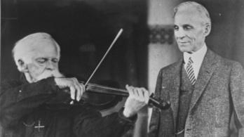 Henry Ford gyűlölte a zsidókat, ezért lett Amerika népzenéje a country