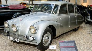 Az autó, amiben több náci tiszt halt meg, mint a háborúban