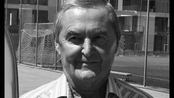 Meghalt Ihász Kálmán olimpiai bajnok labdarúgó