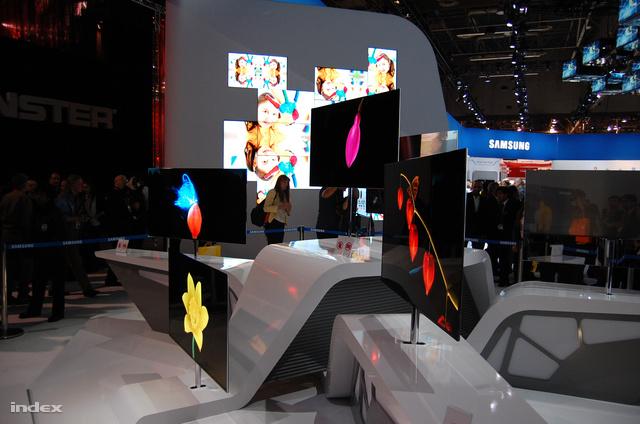 Vékony OLED a Samsungtól