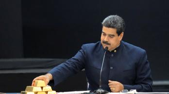 Gyanús repülők érkeztek Venezuelába: vinnék az aranyat?