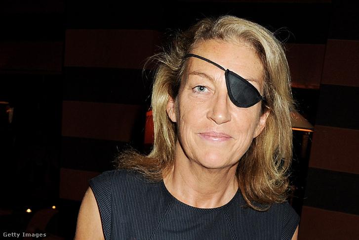 Marie Colvin 2011 júliusában