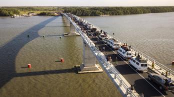 63 év kellett hozzá, de megépült a híd