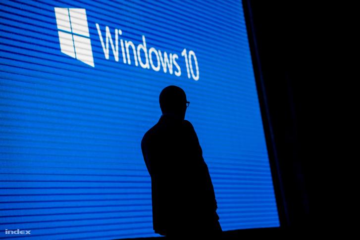 Satya Nadella a Microsoft budapesti előadásán 2017. március 30-án