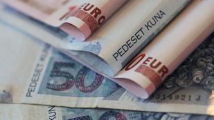 A horvát minimálbér összege lehagyta a magyart