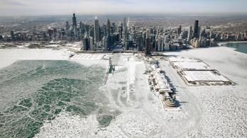Már 16 áldozata van az extrém hidegnek Amerikában