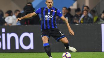 Fájdalmas balsejtelem gyötörte a Juventus-verő csapat hátvédjét