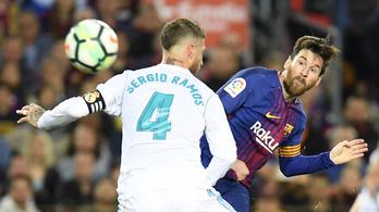 Három Real-Barca jön egy hónapon belül