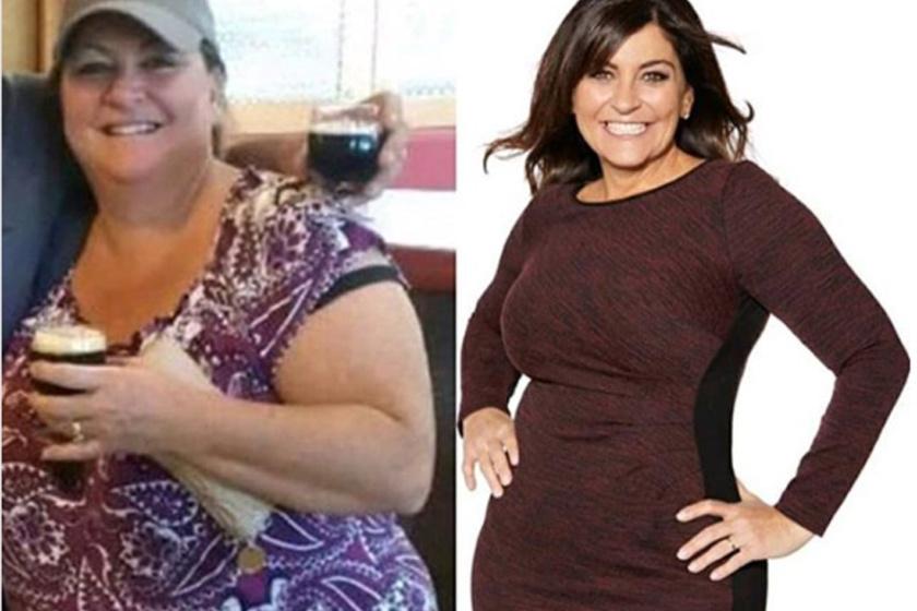 Miután Jenna 2000-ben teherbe esett, egyre csak szaladtak fel rá a kilók. Amikor elérte a 122-t, eldöntötte, hogy változtatnia kell. Magas fehérje- és alacsony szénhidráttartalmú diétára váltott, elhagyta a cukrot, és felhúzta a futócipőt. Azóta 63 kilótól szabadult meg.