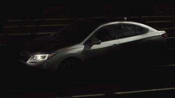 Megvillan a következő Subaru Legacy