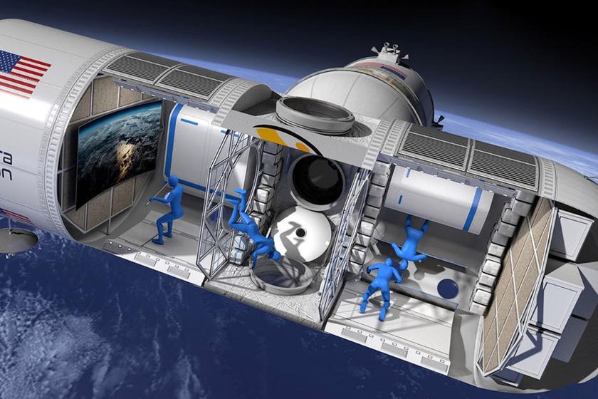 2022-ben nyitna az első űrhotel? A hotel Aurora nem kerülne az olcsó szállások listájára