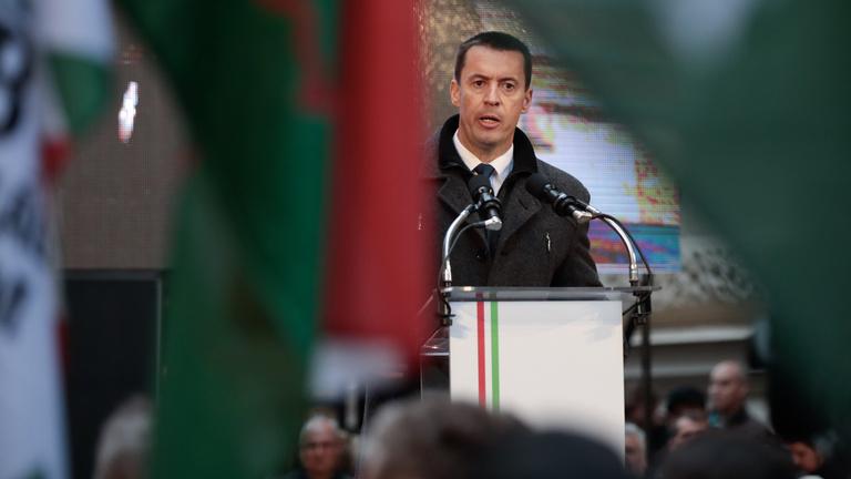 A Jobbik elnöke felvetette a Jobbik megszűnését