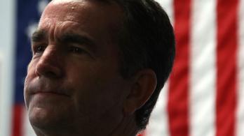 Rasszista fotó miatt szorul Virginia kormányzója