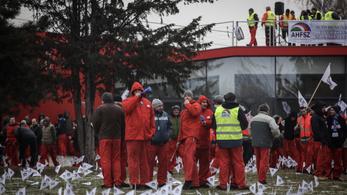 A sikeres Audi-sztrájk másokat is feltüzelhet